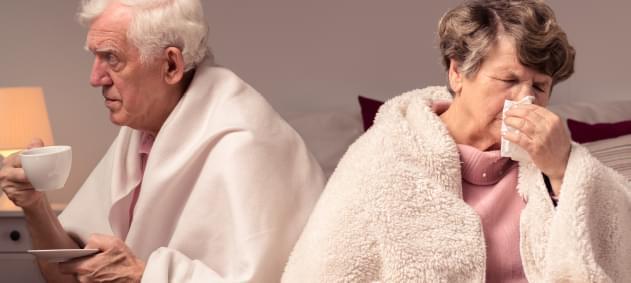 65 Yaş Üzerinde Zatürre Ölümcül Olabilir