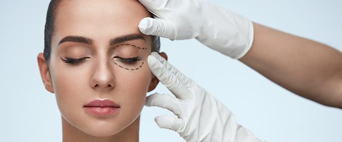 Göz Kapağı Düşüklüğü ve Torbalanmasında Ameliyatsız Tedavi