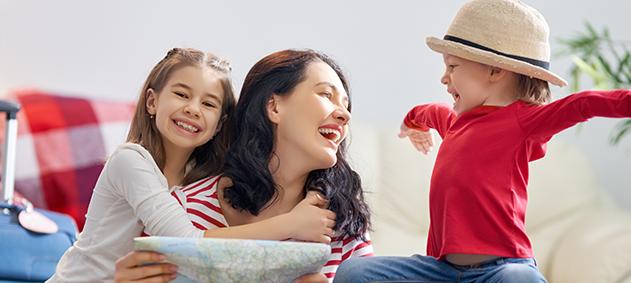 Çocuklarınız Tatile Çıkmaya Hazır mı?