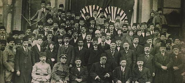 Geçmişten Günümüze Tıbbiye ve Tıp Bayramı: 14 Mart 1919'dan 14 Mart 2019'a...