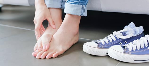Ayak Mantarından Korunmak İçin Alınacak Önlemler