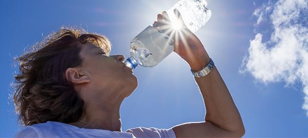 Yaz Aylarında Kalbinizi Su ile Canlandırın
