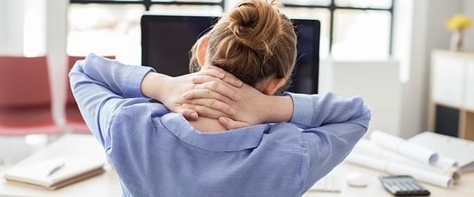 Hareketsiz Ofis Hayatı Sağlığımızı Olumsuz Etkiliyor