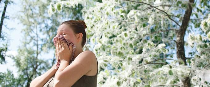 Yetişkinlerde Mevsimsel Alerji