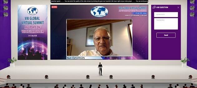 Dünyanın Sayılı Bilim İnsanları Tıp Dünyasının En Büyük Dünya Web Kongresinde Buluştu