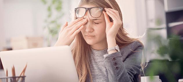Dijital Çağ Göz Hastalıklarını Artırıyor