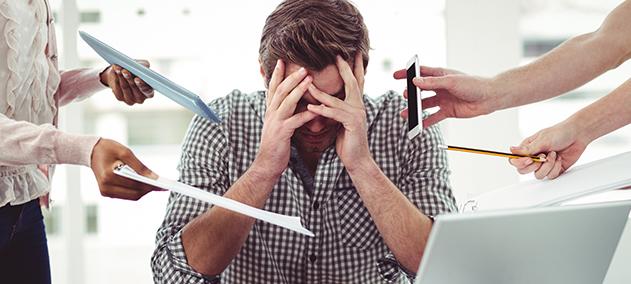 İş Stresi Nedir? Başa Çıkma Yolları Nelerdir?