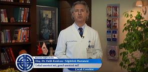 Sünnette Lokal Anestezi mi, Genel Anestezi mi Yapılmalı?