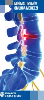 Minimal invaziv omurga merkezi