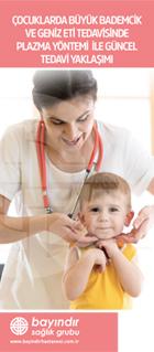 Çocuklarda büyük bademcik ve geniz eti tedavisi