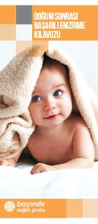 Doğum Sonrası Başarılı Emzirme Kılavuzu