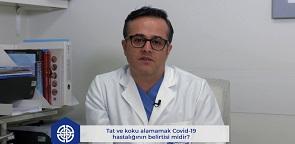 KBB Hastalıkları ile COVID-19 Nasıl Ayırt Edilir?