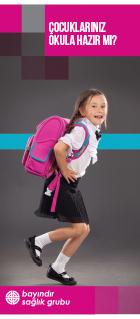 Çocuklarınız okula hazır mı?
