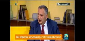 NTV En Sağlıklı Sohbetler Programı - Bel Fıtığı